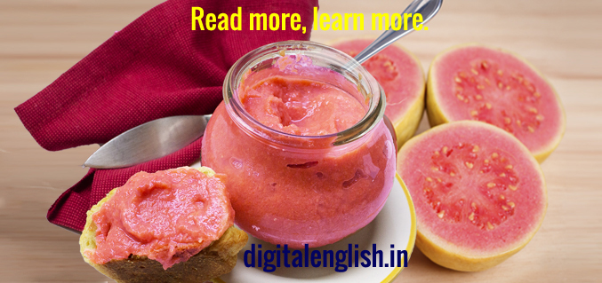 Process of Guava Jelly Processing Writing for Madhyamik